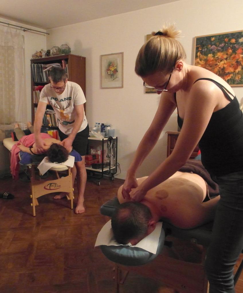 kurs masaż relaksacyjny grzbietu