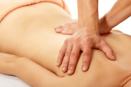 guzik masaż powięziowy