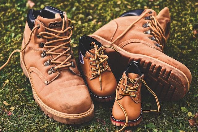 Obrazek twardych butów