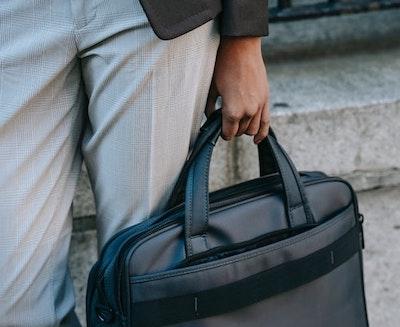 obrazek męskiej torby